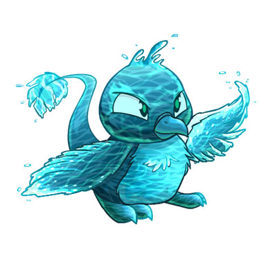 pteri-water