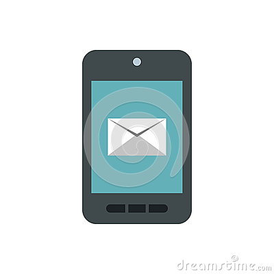 writing-e-mail-phone-icon-flat-style-isolated-white-background-message-symbol-82488829